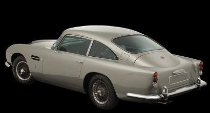 George Harrison Aston Martin