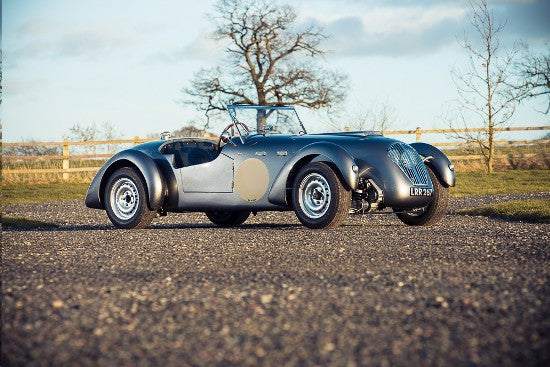 Healey Silverstone auction