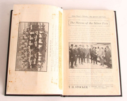 Heroes of the Silver Fern, Being a Record of the 1924-25 Tour