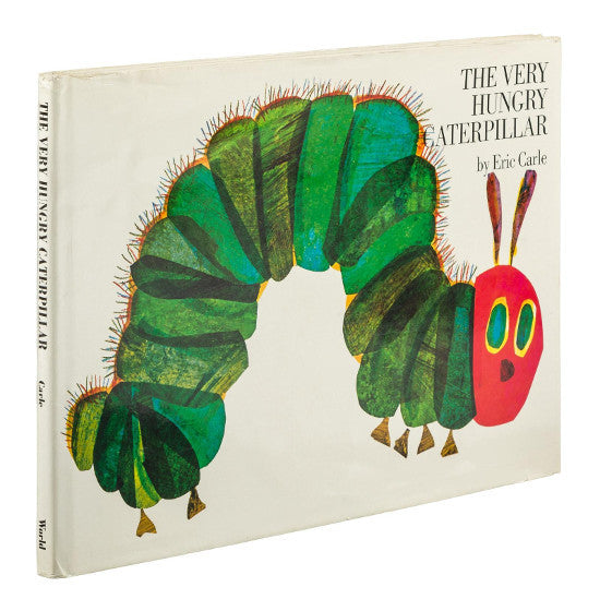 Hungry Caterpillar first