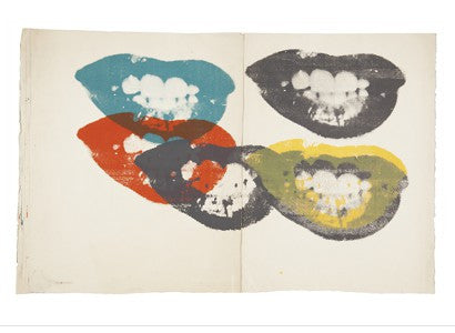Andy Warhol online auction results