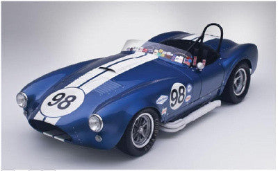 The one-of-a-kind 1964 Shelby Cobra 427 Prototype s/n CSX 2196