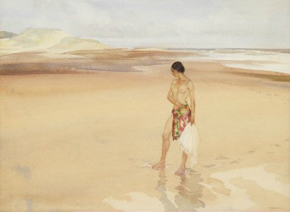 William Russell Flint painting