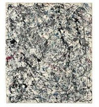 Jackson Pollock auction