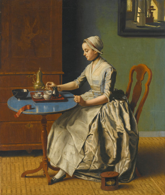Liotard Dutch girl