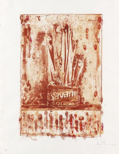Jasper Johns Saverin