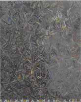 Jasper Johns' Dancers on a Plane ($1.5-2m)