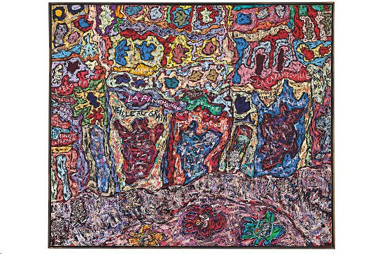 jean dubuffet painting