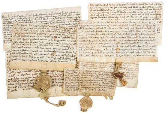 Knights Templar documents