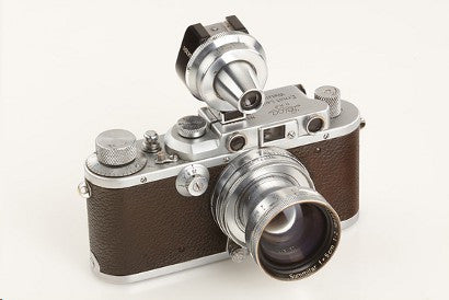 Leica Kiss in Times Square camera auction