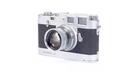 Leica MP White