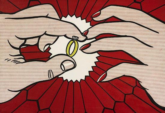Lichtenstein ring Sothebys