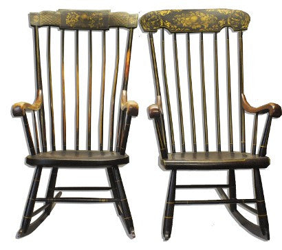 Lincoln rocking chairs
