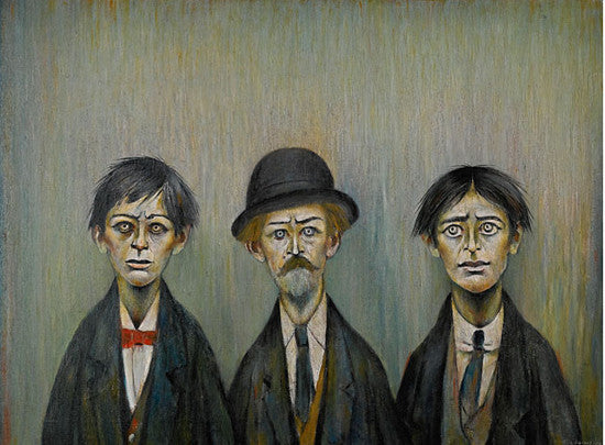 Lowry Father Sons