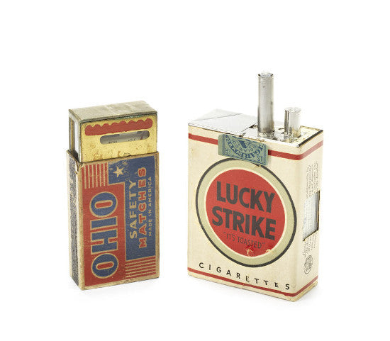 Lucky Strike camera