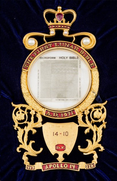 Lunar Bible Apollo 14