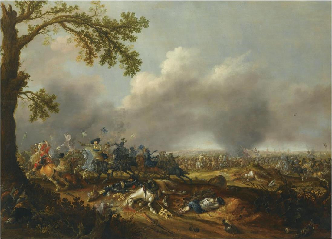 120 000 Battle Of Lepanto Painting Auctions At Sotheby S