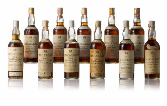 Macallans Bonhams scotch