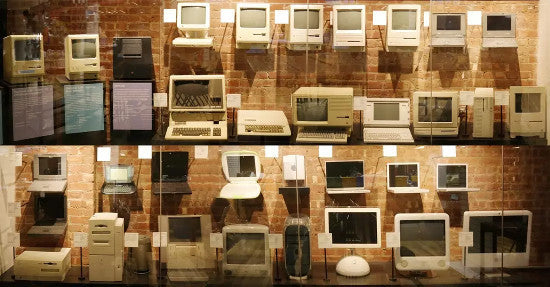 Macintosh collection Tekserve