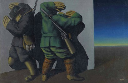 Magritte Hunters Edge Night