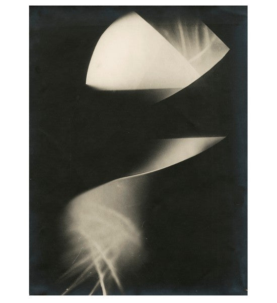 Moholy Nagy photogram
