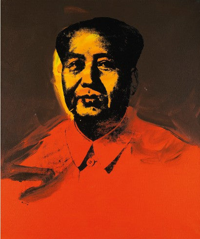 Mao Warhol Sotheby's London