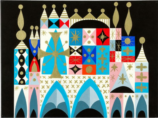 Mary Blair Disney