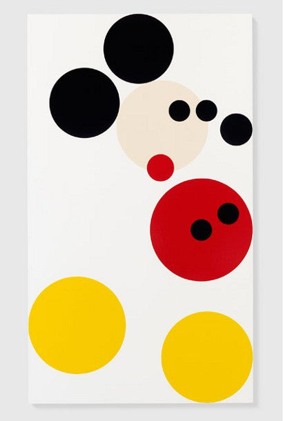 Mickey Damien Hirst charity