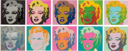 Monroe Warhol Phillips