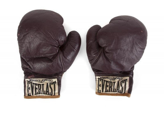 Muhammad Ali boxing gloves will lead December sale | Paul