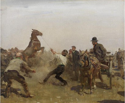 Munnings the Fair Bonhams