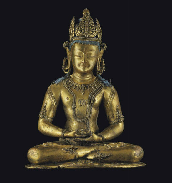 Nepal bronze Christies