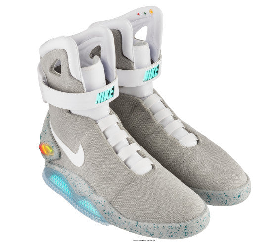 2011 Nike Air Mags achieve $52,500 | Paul Fraser Collectibles