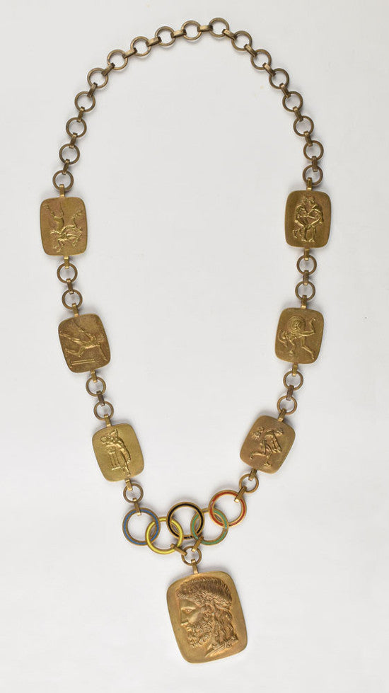 Olympic 1936 chain