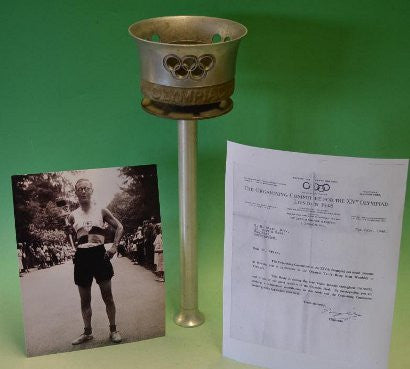 1948 London Olympic torch