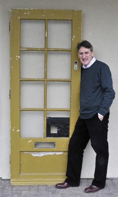 Paul McCartney front door