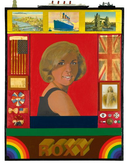 Sir Peter Blake Roxy Roxy