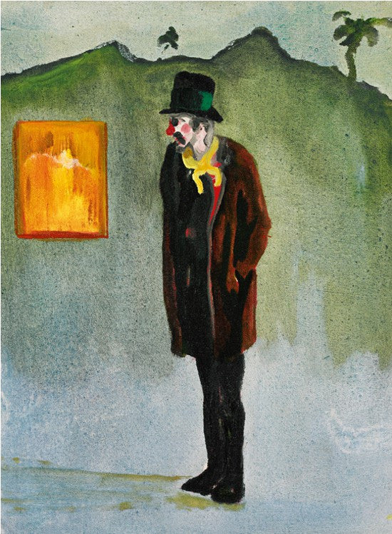 Peter Doig Cold