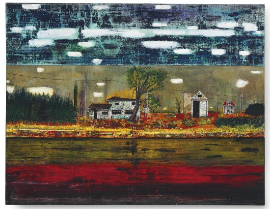 Peter Doig Road House