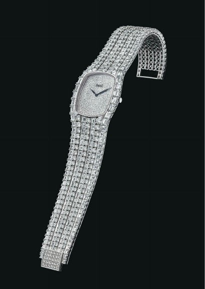 Piaget Joaillerie Christies