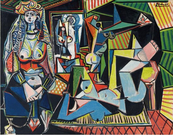 Picasso Algiers Christies