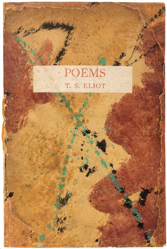 Poems Eliot