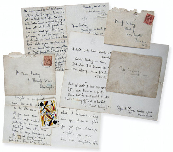 Queen Mother letters