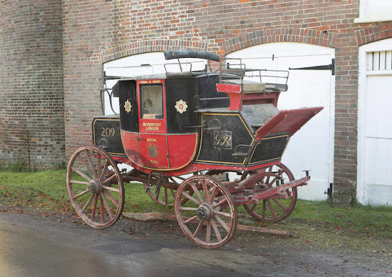 Quicksilver coach Bonhams