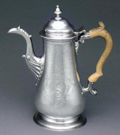 Paul Revere coffee pot