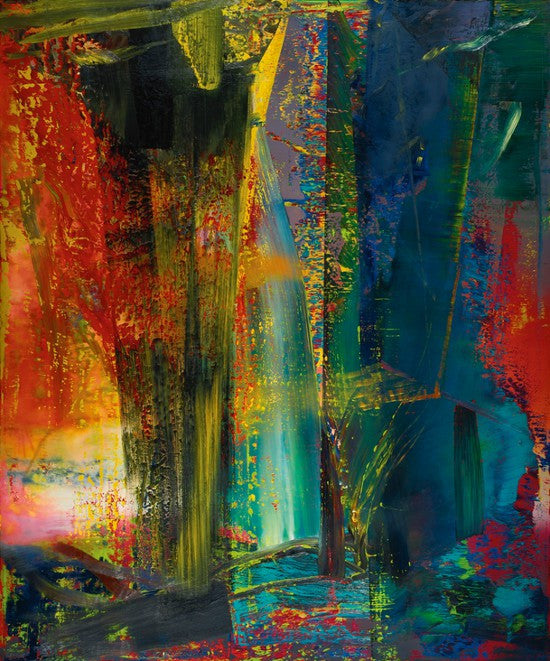richter painting sothebys