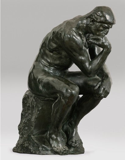 Rodin bronzes to auction in New York