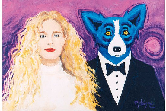 Rodrigue stolen painting