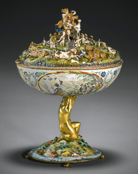 Rothschild Orpheus bowl
