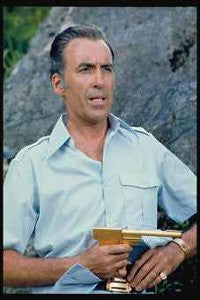Scaramanga's belt from The Man With The Golden Gun